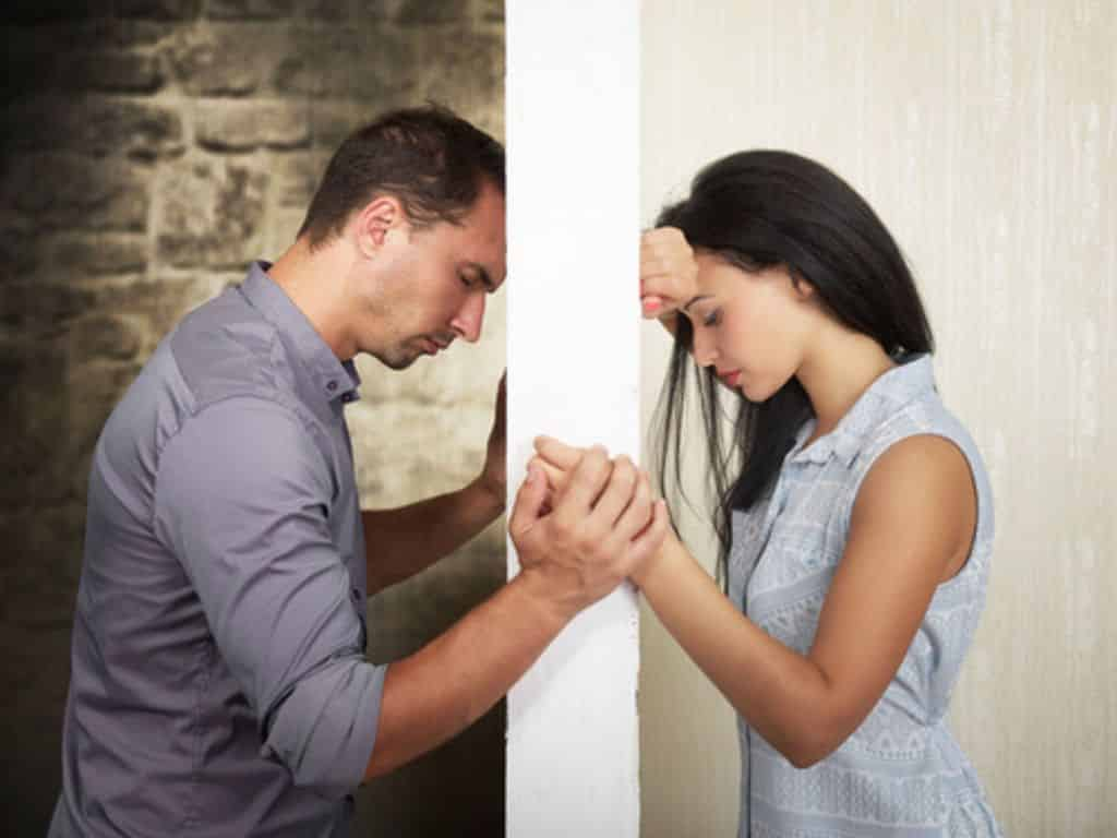 cómo actuar cuanto tu ex te deja por segunda vez