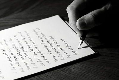 que escribir a tu ex
