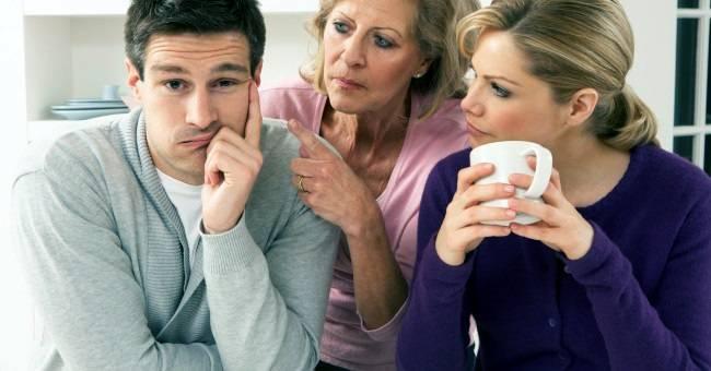 problemas con la familia de mi ex